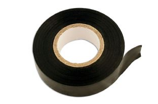 Connect 30376 Brown PVC Insulation Tape 19mm x 20m Pk 10
